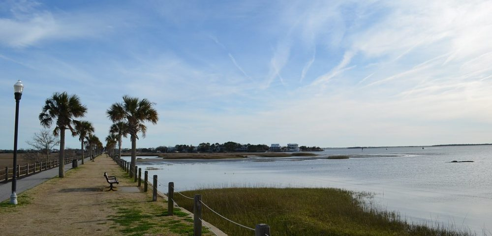 Charleston fall picture spots