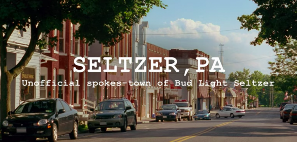 Bud Light Seltzer Commercial Summerville